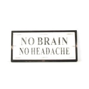 Quote No Brains