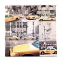 Canvas taxi New York II