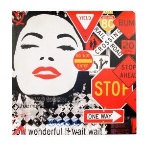 Canvas Pop Art Yield
