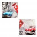 Assortiment Canvas Oldtimer I