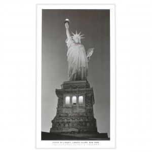 Fotoprint Statue of Liberty