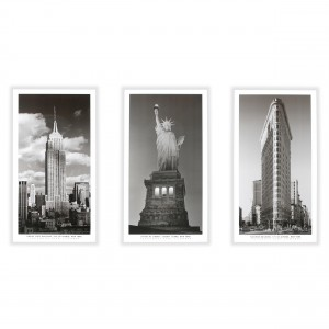 Assortiment fotoprints New York