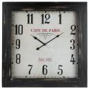 Wandklok Café de Paris