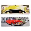 Canvas Cuba auto
