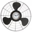 Wandklok ventilator